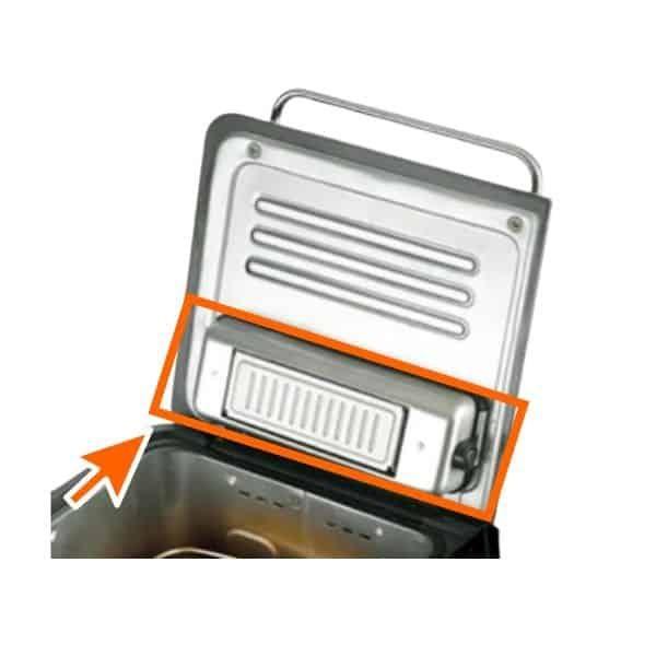 Wypiekacz BM450 automatyczny dozownik do składników